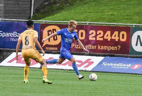FIRE GULE: Morten Renå Olsen må står over hjemmekampen mot Ullensaker Kisa neste søndag. Men til det oppgjøret er angrepsspillerne Marco Tagbajuni og Martin Brekke tilbake.