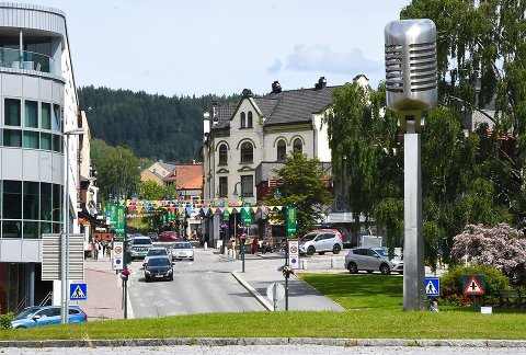 LEDIG STILLING: Hvem skal kommunisere at Notodden er en utmerket by og kommune å etablere seg i? Stillingen som kommunikasjonsrådgiver er lyst ut for andre gang.