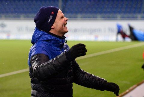 KBK-trener Christian Michelsen hadde fortjent tittelen årets trener 2017, mener Lars Tjernås og Jan Åge Fjørtoft.