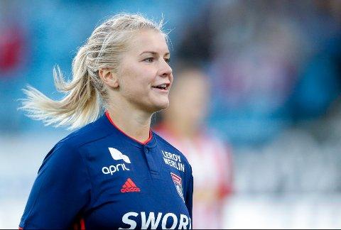 Ny gullball til Ada Hegerberg.
