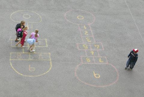 TILRETTELAGT: I Norge blir alle skolebarn fra 6-års alderen. Men det betyr ikke at alle kan behandles likt. Barn er like forskjellige som du og jeg, skriver Anne May Hogsnes og Bent Molvær.