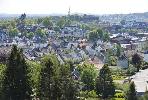 BLIR NEPPE INNFØRT: Debatten om eiendomsskatt har blusset opp i Tønsberg-valgkampen, men et klart flertall av partiene sier nei til å innføre en slik skatt i løpet av de neste fire årene.