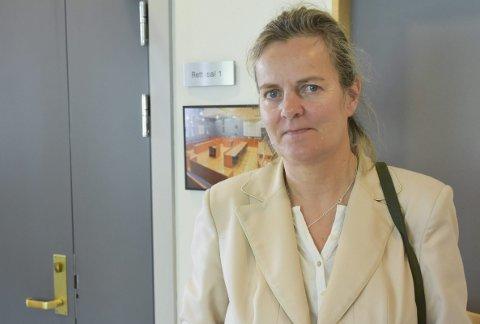 Belastning: Bistandsadvokat Marianne Hognestad bistår to av barna. Hun forteller at rettssaken er en stor belastning både for barna og foreldrene deres. Foto: anne dehli