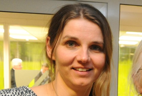 STADIGGRUNNTILÅVÆREFORNØYD:Kvalitesrådgiver for grunnskolen i Nittedal kommune, Line Tyrdal.