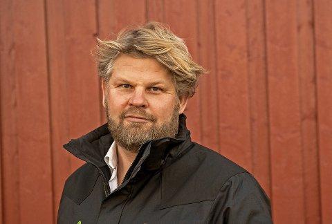 AKTIV: Pål Lund eier 24 prosent av aksjene og er styreleder.