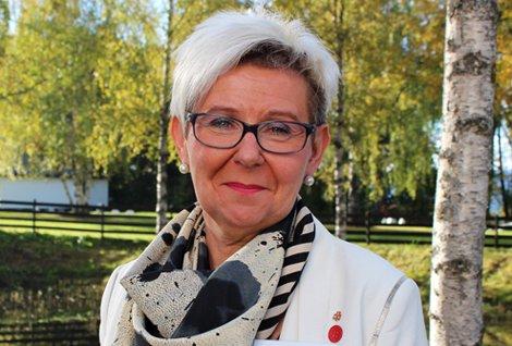 Organisasjonseder Ellen-Sofie Egeland vil fortelle om sakene, nettverket og løsningene NKS har for å bedre kvinners livsvilkår.