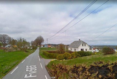 Marås–Soltveit erstattar noko av den aller dårlegaste vegen på Radøy.