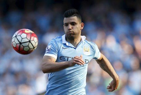 Manchester City og Sergio Aguero er i kjempeform. De er en av bankerne på lørdagskupongen til Spillsenteret.