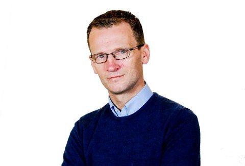 Øyvind Johansen er nyhetsleder og journalist  t i Avisa Nordland ..