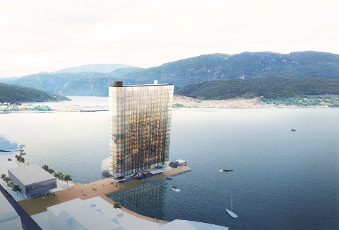 Fauske tower fauske hotell