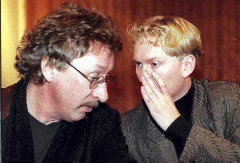 SPLID: Harals Schjelderup gikk fra Brannstyret etter å ha blitt kalt illojal av Harry Herstad.FOTO: Espen Forsberg