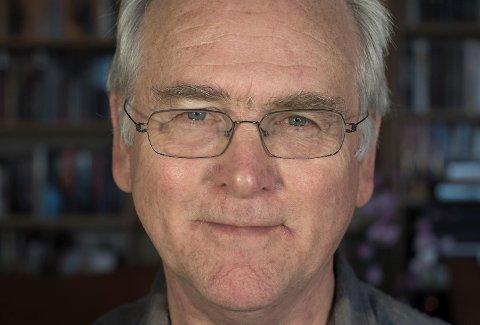 Gunnar Staalesen fyller 70 år torsdag.