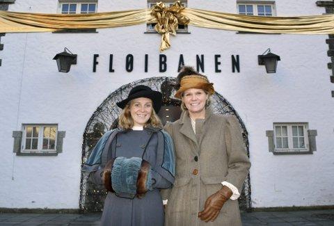 – Barnelekene anno 1918 er annerledes. Ungene skal få føle hvordan det er å bruke både hode og kropp – noe annet enn dataspill, smiler Guro Øvsthus (f.v.) og Anita Nybø.