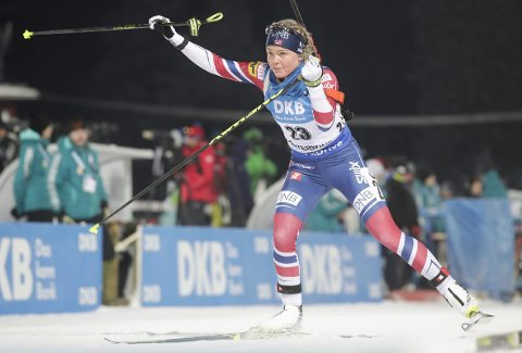 Hilde Fenne (24) fra Voss reiser til Pyeongchang i neste uke for å debutere i OL, akkurat slik hennes far, Gisle Fenne gjorde i 1988 i Calgary.