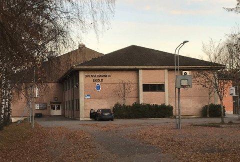 KONNERUD-SKOLE: Svensedammen skole er en skole med rundt 500 elever.