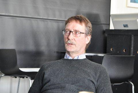 Daglig leder for Nordkappregionen næringshage, Stig Hansen, sier det er stor investeringslyst innen reiselivsbransjen i Nordkapp for tiden.