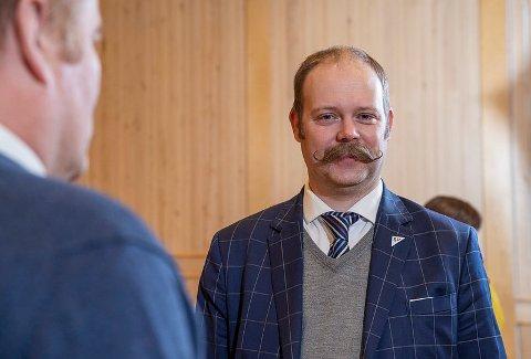 Bjarne Rohde (SV), Fylkesråd for utdanning.