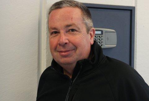 BLIR PENDLAR: Rolf Arne Rognaldsen startar som leiar for Alti-senteret i Førde 1, mai.