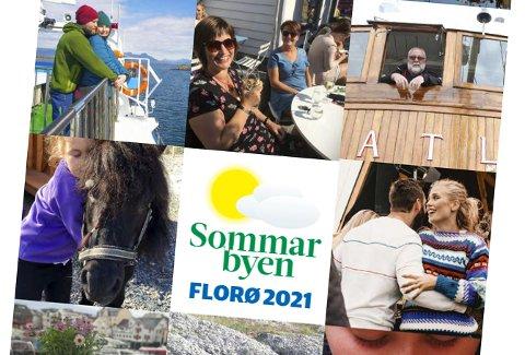"""UTE: No er Firdaposten sitt sommermagasin """"Sommarbyen"""" ute. Magasinet kan du lese digitalt her."""