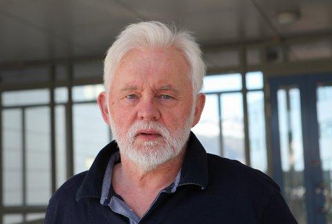 EFFEKTIV: Kinn kommune er på grønt nivå. Smittevernoverlege i Kinn, Jan Helge Dale meiner vi no har eit vindauge til å gjennomføre effektiv vaksinering av den nye gruppa 12-15 år.
