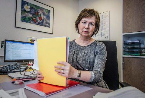 Ingerid Gjølstad leder byarkivet som særlig får merke den store økningen i innsynsbegjæringer. Det gikk med om lag et halvt årsverk for to år siden, nå er det økt til ca. 3,4 årsverk, har Fredrikstad kommune opplyst.