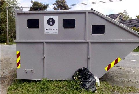 I 2016 var prisen Bjørnstad betalte for bruk av konteiner han deler med andre hytteeiere på snaue 507 kroner. Nå må han ut med det tredobbelte.