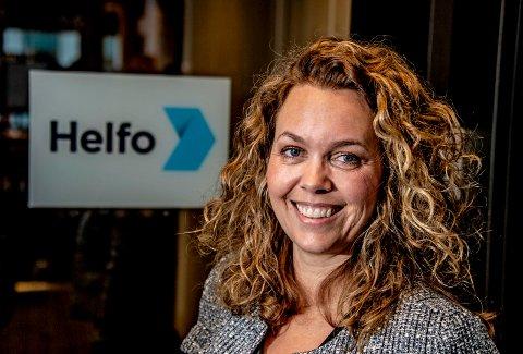 Ny kontrolldirektør: Gry Hege Ahlgren (46) er ansatt som ny direktør i Helfo kontroll i Fredrikstad. Avdelingen skal styrkes med 25 nye ansatte.