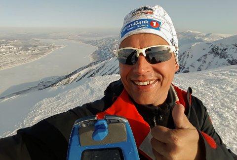 NÆRINGSSJEF: Lennarth Kvernmo blir ny næringssjef på Svalbard. Kvernmo jobber i dag som rådgiver for næring og utvikling i Narvik kommune.