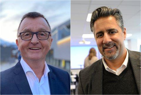 SETTES PRIS PÅ: Roger Bergersen (AP) fra Narvik setter pris på å bli foreslått som Abid Rajas (V) etterfølger som kulturminister.