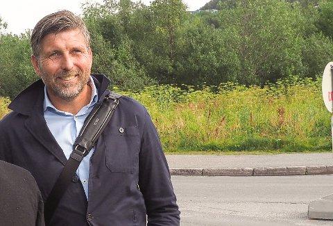HAR ENDRET: – Det er mange synspunktene på prosjektet. Det har gjort at vi og utbygger Norgesgruppen har gått flere runder for å se om det er ytterligere tilpasninger vi kan gjøre, sier Narvikgården-direktør Frode Kristian Danielsen.