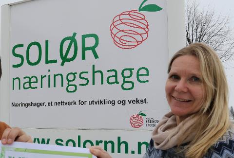 VENTE: Konstituert leder i Solør Næringshage, Anette Strand Slettmoen mener kommunen gjør lurti å ta seg tid før de avgjør næringshagens skjebne.