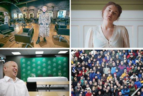 SNAKKIS: En ny hårfrisyre, Tromsøs nye popstjerne, politikeren du vil se i alle kanaler og folk på fotballkamp. Det er noen av snakkisene for 2021.