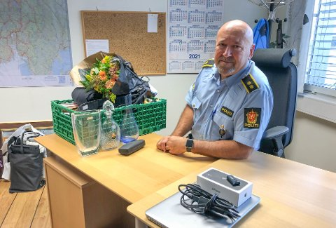 POLITIKJENDIS: Veldig mange i distriktet vet hvem Ole B. Nordvik er. Nå blir han pensjonist.