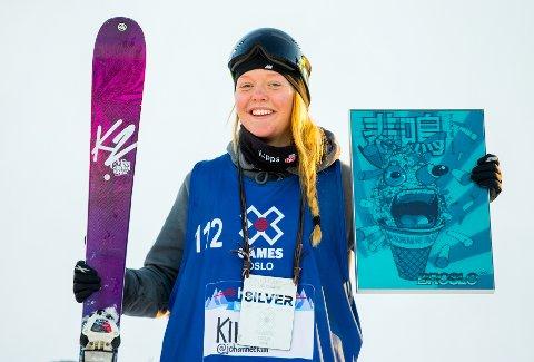 Johanne Killi fra Dombås var selvskreven på deltagerlista til X-Games i Hafjell. Nå er hele lista klar.