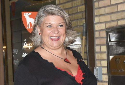 Ut av karantene: Anita Ihle Steen
