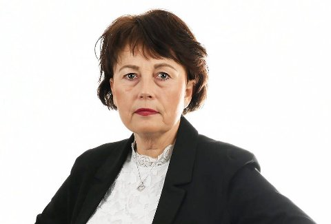 EN GOD DEL: Ann Karin Swang føler at helsesykepleierne har fått gjennomslag for en god del.