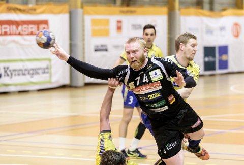 BLE IKKE HTH-RETUR: Victor Skillhammar var i dialog med gamleklubben Halden, men valgte 2,5 års kontrakt hos den hardtsatsende 1. divisjonsklubben Kristiansand.