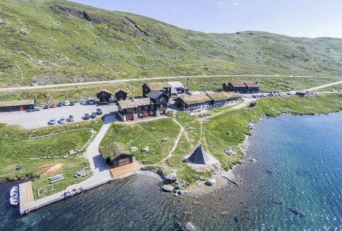 20 000 gjestedøgn: Haukeliseter fjellstue har årleg 20 000 gjestedøgn og er med det Noregs mest besøkte turisthytte.