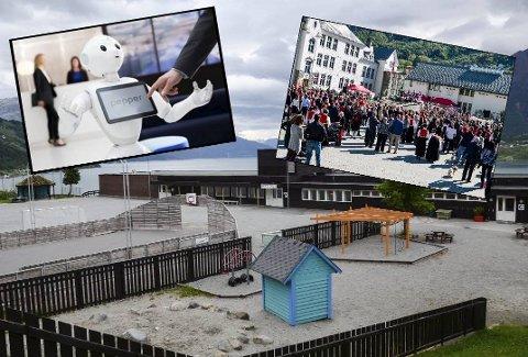 Digitalisering, skule og OFK sine 17.mai-arrangement er noko av det som engasjerer innbyggarane.