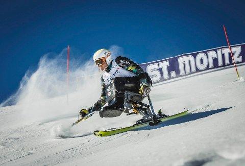 Jesper Saltvik Pedersen. Foto: Marcus Hartmann