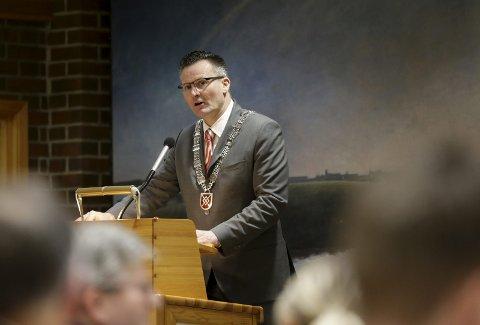 Karmøy-ordfører Jarle Nilsen (Ap)