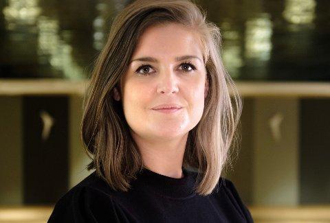 SØKER UT FRA BYEN: Produsent Linda Bolstad Strønen i produksjonsselskapet Mothership har stor tro på å finne både fine folk og lokasjoner på Haugalandet som kan spille en rolle i den nye NRK-serien som er under planlegging.