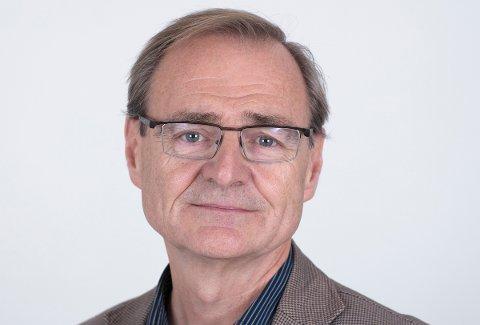 Administrerende direktør i Helse Nord, Lars Vorland.