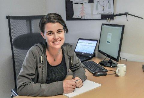 Laila Andersen (32) gir seg i MON og går over til en ny jobb i Helgeland Reiseliv.