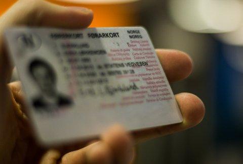 Hvis ikke du bytter førerkortet i rett tid, kan det bli ugyldig.