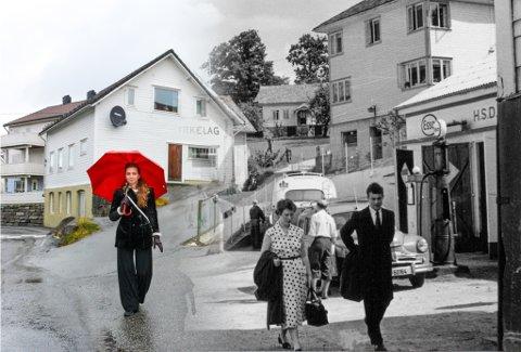No skal Merethe Offerdal Tveit sin dokumentariske serie om Sunde-bygda visast for andre enn kvinnheringar. På laurdag er den med i programmet til Den norske dokumentarfilmfestival i Volda. (Fotoillustrasjon: Vidar Håland).