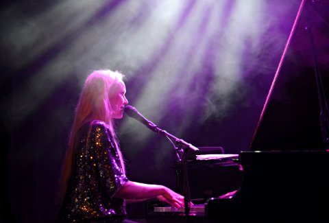 NY MUSIKK: Susanna Wallumrød slipper ny singel 16. november.