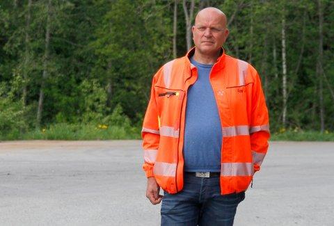 BEKLAGET: Politikerne i Kongsberg har  vært bekymret for kloakkutslipp. Seksjonssjef for vann, avløp og renovasjon, Roar jarness, beklaget utslippene og fortalte om skjerpede rutiner.