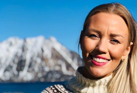 Sarah Johanne Finstad fra Reine studerer i Stavanger.