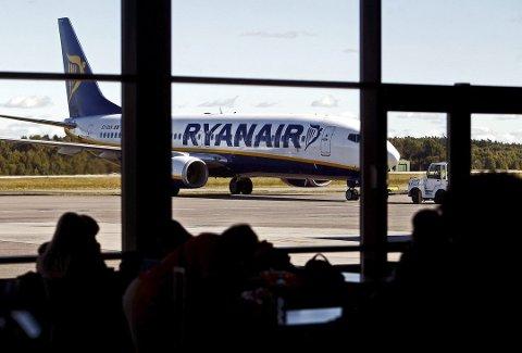 UTENFOR EU?: Kristelig Folkeparti foreslår at flypassasjeravgiften kun skal gjelde for flyvninger utenfor EU.